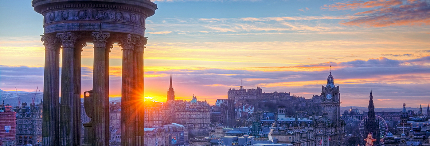 Edinburgh is Scotland's beautiful capital, known throughout the world as the Festival City. Visitors come to Edinburgh every year to experience the eight summer festivals.